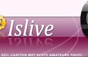 Islivenl  Live Webcamsex met hete Hollandse Amateurs