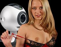 Webcam meiden